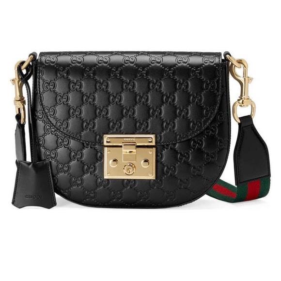 7371a8daebdc Gucci Bags | Padlock Signature Leather Shoulder Bag | Poshmark